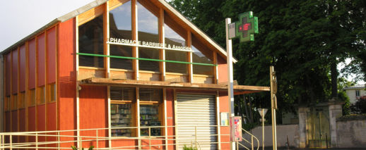 Pharmacie Barriere & Associés,IS-SUR-TILLE