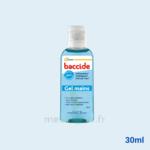 Baccide Gel Mains Désinfectant Sans Rinçage 30ml à IS-SUR-TILLE