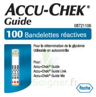 Accu-chek Guide Bandelettes 2 X 50 Bandelettes à IS-SUR-TILLE