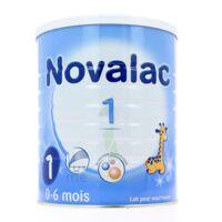 Novalac 1 Lait En Poudre 1er âge B/800g à IS-SUR-TILLE