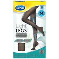 Scholl Light Legs™ Collants 20D Noir L à IS-SUR-TILLE