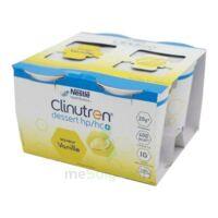 Clinutren Dessert 2.0 Kcal Nutriment Vanille 4cups/200g à IS-SUR-TILLE