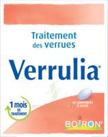 Boiron Verrulia Comprimés à IS-SUR-TILLE