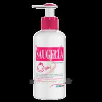 Saugella Girl Savon Liquide Hygiène Intime Fl Pompe/200ml à IS-SUR-TILLE