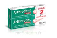 Pierre Fabre Oral Care Arthrodont Dentifrice Classic Lot De 2 75ml à IS-SUR-TILLE