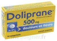 Doliprane 500 Mg Comprimés 2plq/8 (16) à IS-SUR-TILLE