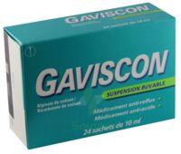 GAVISCON, suspension buvable en sachet à IS-SUR-TILLE