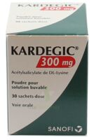 Kardegic 300 Mg, Poudre Pour Solution Buvable En Sachet à IS-SUR-TILLE