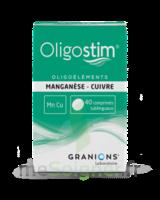 OLIGOSTIM Manganèse Cuivre Cpr subl T/40 à IS-SUR-TILLE