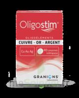 OLIGOSTIM Cuivre Or Argent Cpr subl T/40 à IS-SUR-TILLE