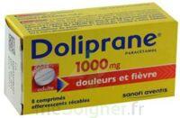Doliprane 1000 Mg Comprimés Effervescents Sécables T/8 à IS-SUR-TILLE