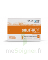 GRANIONS DE SELENIUM 0,96 mg/2 ml S buv 30Amp/2ml à IS-SUR-TILLE