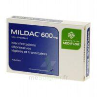 Mildac 600 Mg, Comprimé Enrobé à IS-SUR-TILLE