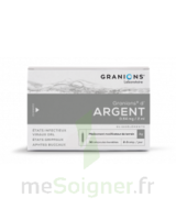 GRANIONS D'ARGENT 0,64 mg/2 ml S buv 30Amp/2ml à IS-SUR-TILLE