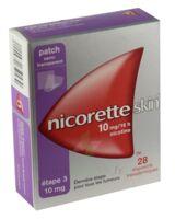 Nicoretteskin 10 mg/16 h Dispositif transdermique B/28 à IS-SUR-TILLE