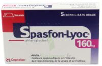 SPASFON LYOC 160 mg, lyophilisat oral à IS-SUR-TILLE