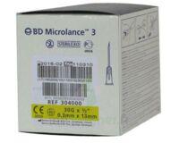 BD MICROLANCE 3, G30 1/2, 0,30 mm x 13 mm, jaune  à IS-SUR-TILLE
