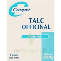 COOPER TALC, bt 250 g à IS-SUR-TILLE