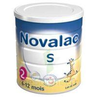 Novalac S 2 Lait En Poudre Satiétant 2ème âge B/800g à IS-SUR-TILLE