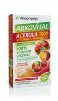 Arkovital Acérola 1000 Comprimés à Croquer B/30 à IS-SUR-TILLE