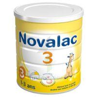 Novalac 3 Lait De Croissance B/800g à IS-SUR-TILLE