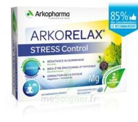 Arkorelax Stress Control Comprimés B/30 à IS-SUR-TILLE