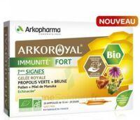 Arkoroyal Immunité Fort Solution Buvable 20 Ampoules/10ml à IS-SUR-TILLE