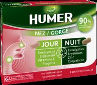 Humer Nez/gorge Jour&nuit 15 Comprimés à IS-SUR-TILLE