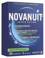 Novanuit Triple Action Comprimés B/30 à IS-SUR-TILLE