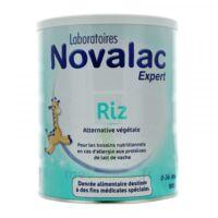 Novalac Expert Riz Lait En Poudre 0-36mois B/800g à IS-SUR-TILLE