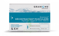 Granions Décontractant Musculaire Solution Buvable 2b/30 Ampoules/2ml à IS-SUR-TILLE