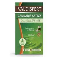 Valdispert Cannabis Sativa Caps Liquide B/24 à IS-SUR-TILLE