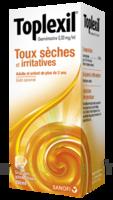 Toplexil 0,33 Mg/ml, Sirop 150ml à IS-SUR-TILLE