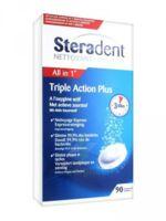 STERADENT TRIPLE ACTION, tube 30, bt 3 à IS-SUR-TILLE