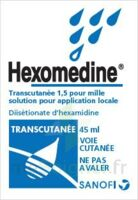 Hexomedine Transcutanee 1,5 Pour Mille, Solution Pour Application Locale à IS-SUR-TILLE