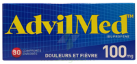 ADVILMED 100 mg, comprimé enrobé à IS-SUR-TILLE