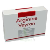 ARGININE VEYRON, solution buvable en ampoule à IS-SUR-TILLE