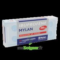 Ibuprofene Mylan 200 Mg, Comprimé Enrobé B/30 à IS-SUR-TILLE