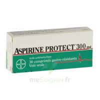 Aspirine Protect 300 Mg, Comprimé Gastro-résistant à IS-SUR-TILLE