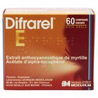 DIFRAREL E, comprimé enrobé Plq/60 à IS-SUR-TILLE