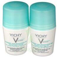 VICHY TRAITEMENT ANTITRANSPIRANT BILLE 48H, fl 50 ml, lot 2 à IS-SUR-TILLE