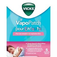 VICKS VAPOPATCH ENFANTS à IS-SUR-TILLE