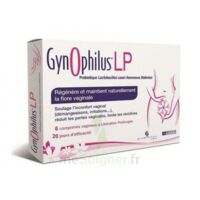 Gynophilus Lp Comprimés Vaginaux B/6 à IS-SUR-TILLE