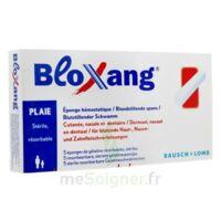 BLOXANG Eponge de gélatine stérile hémostatique B/5 à IS-SUR-TILLE
