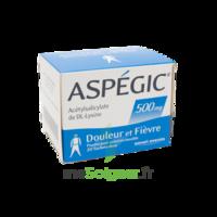 ASPEGIC 500 mg, poudre pour solution buvable en sachet-dose 20 à IS-SUR-TILLE