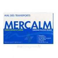 Mercalm, Comprimé Pelliculé Sécable à IS-SUR-TILLE