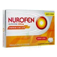 Nurofen 200 Mg, Comprimé Orodispersible à IS-SUR-TILLE