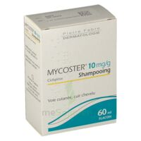 MYCOSTER 10 mg/g, shampooing à IS-SUR-TILLE