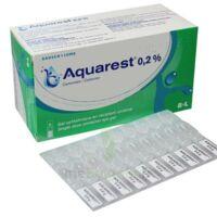 AQUAREST 0,2 %, gel opthalmique en récipient unidose à IS-SUR-TILLE
