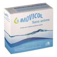 MOVICOL SANS AROME, poudre pour solution buvable en sachet à IS-SUR-TILLE